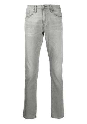 FRAME slim fit long jeans - Grey