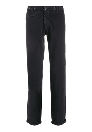 Barena relaxed fit chinos - Black