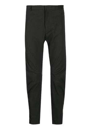 Lanvin slim fit tapered trousers - Blue