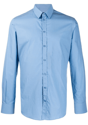 Dolce & Gabbana long sleeves shirt - Blue