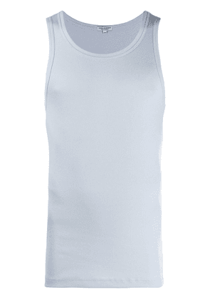 Ron Dorff sleeveless tank top - Blue