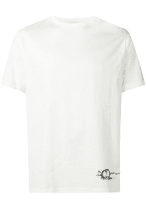 JW Anderson mouse print T-shirt - White