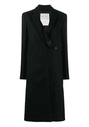 1017 ALYX 9SM double-breasted coat - Black