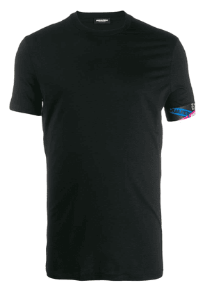 Dsquared2 round neck T-shirt - Black