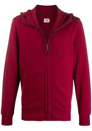 CP Company zipped hoodie - Red