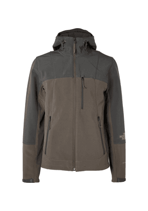 The North Face - Apex Bionic Light Shell Hooded Jacket - Green