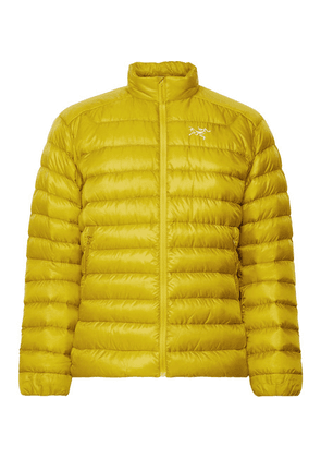 Arc'teryx - Cerium Lt Quilted Arato Down Jacket - Chartreuse