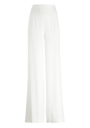 Chalayan plain tailored trousers - White