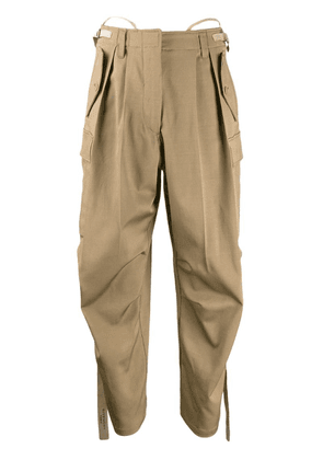 Givenchy cropped trousers - Neutrals