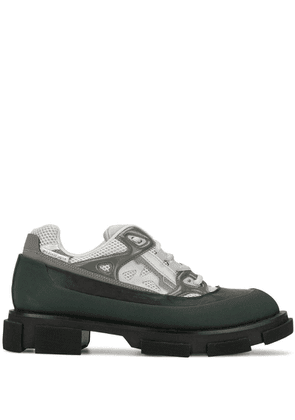 Both Gao Runner panelled sneakers - Grey
