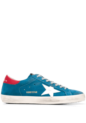 Golden Goose Superstar low-top sneakers - Blue
