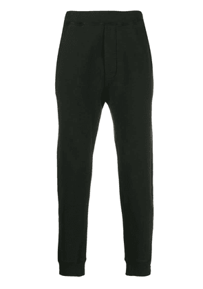 Dsquared2 plain track pants - Black