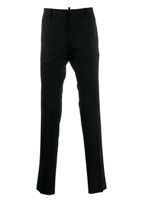 Dsquared2 slim-fit tailored trousers - Black