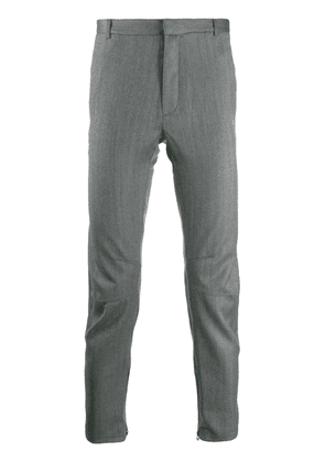 Lanvin panelled tailored trousers - Grey
