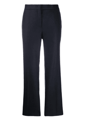 Jil Sander cropped tailored trousers - Black