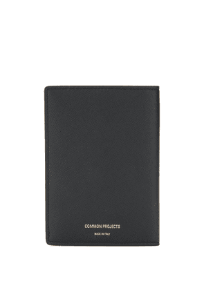 Common Projects bifold document holder - Black
