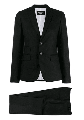 Dsquared2 tailored vented blazer - Grey