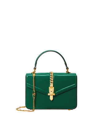 Gucci Sylvie 1969 mini shoulder bag - Green
