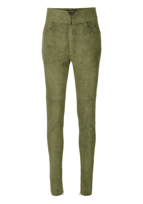 Isabel Marant skinny trousers - Green