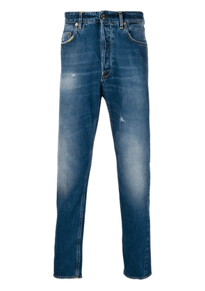 Golden Goose straight leg jeans - Blue