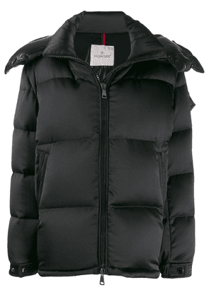 Moncler Bandama zip-up jacket - Black