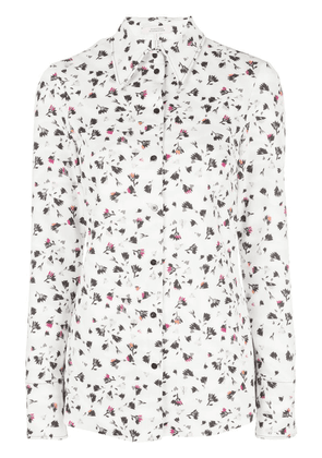 Dorothee Schumacher floral print blouse - White