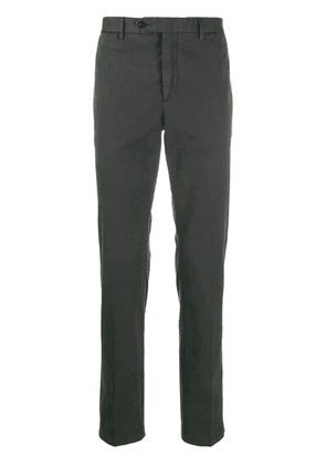 Hackett straight-leg chino trousers - Green