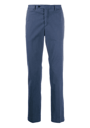 Hackett regular-leg chino trousers - Blue