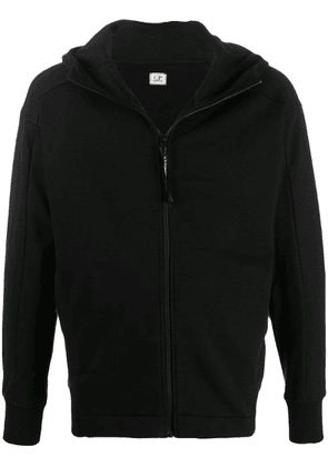 CP Company hooded active jacket - Black
