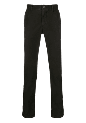 Incotex slim fit chino trousers - Brown