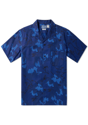 Blue Blue Japan Magnolia Shirt