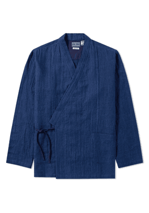 Blue Blue Japan Haori Shirt