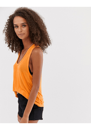 Free People Take The Plunge vest