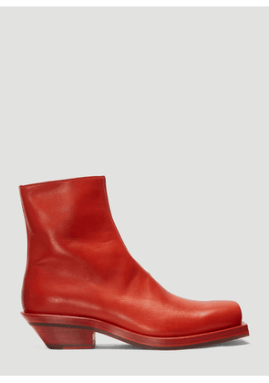 ION Number 5 Boots in Red size EU - 36