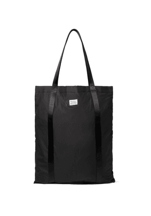 Norse Projects - Logo-detailed Nylon-ripstop Tote Bag - Black