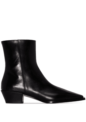 Aeyde Ruby ankle boots - Black