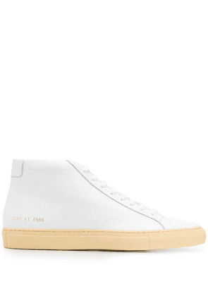 Common Projects Archilles mid sneakers - White