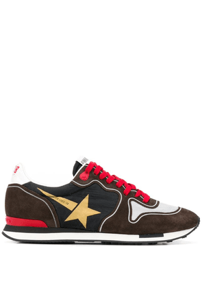 Golden Goose low-top Superstar sneakers - Brown
