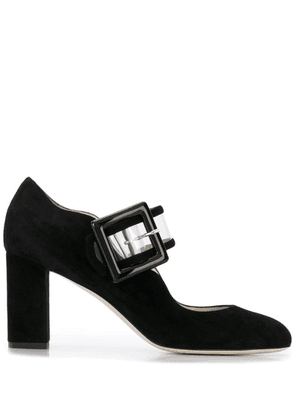 Francesca Bellavita Baby Mary Jane pumps - Black