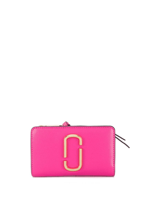 Marc Jacobs Snapshot compact wallet - Pink