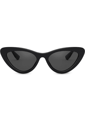Miu Miu Eyewear cat-eye tinted sunglasses - Black
