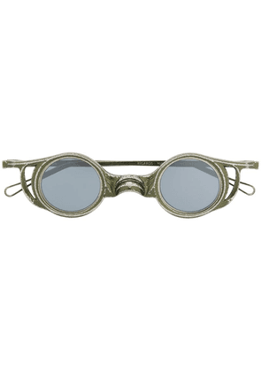 Rigards worn-effect sunglasses - Green