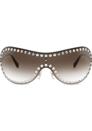 Miu Miu Eyewear Enchant sunglasses - Gold
