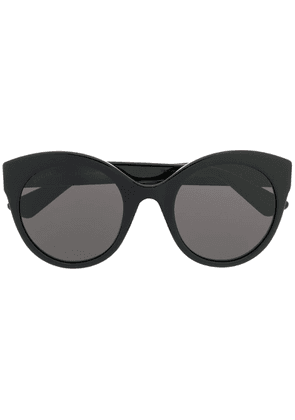 Gucci Eyewear oversized sunglasses - Black