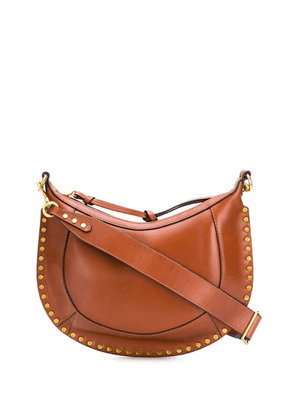 Isabel Marant Naoko shoulder bag - Brown