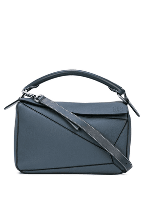 Loewe small Puzzle bag - Blue