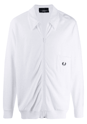 Fred Perry - White