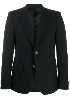 Givenchy contrasting buttons blazer - Black