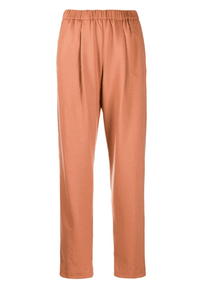 Forte Forte tapered trousers - Neutrals