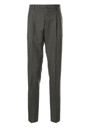 Pt05 slim-fit trousers - Grey